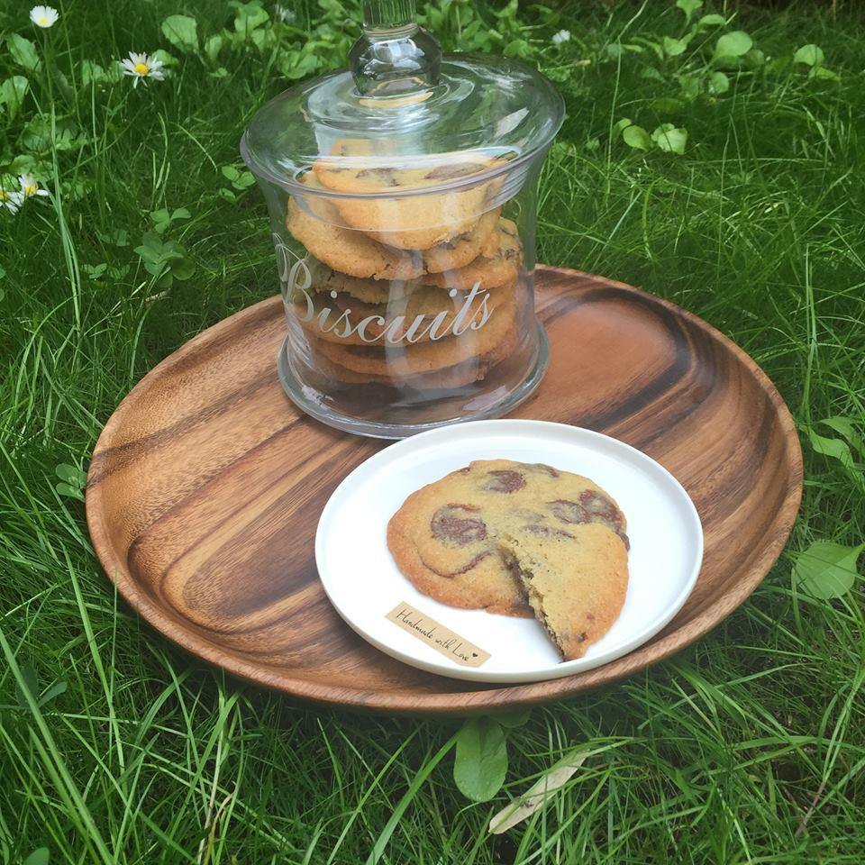 Les fameux cookies de Martha Stewart