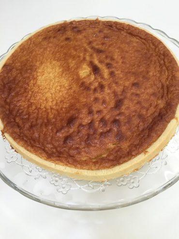 tarte au mascarpone