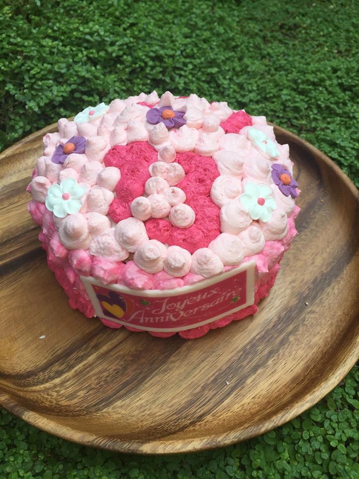 pinata cake recette