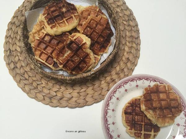 gaufres liégeoises pâtisserie des rêves