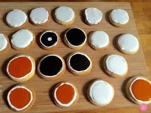 biscuits halloween faciles