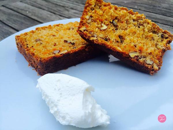 Le carrot cake g teau am ricain la carotte recette facile - Recette carrot cake americain ...