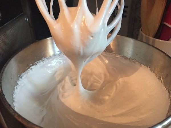 meringue mystère glacé