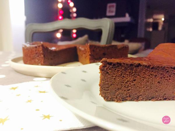 mi-cuit chocolat sans gluten recette facile