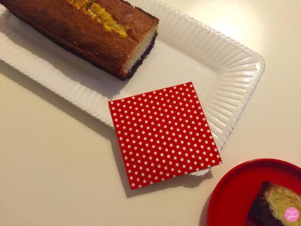 cake vanille chocolat