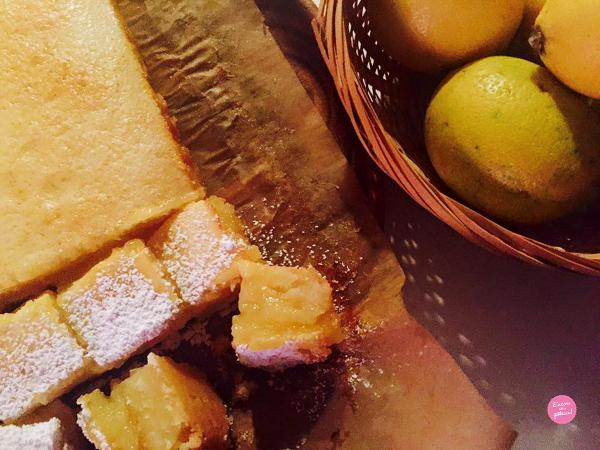 carres au citron martha stewart