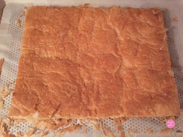 pâte feuilletée millefeuille michalak