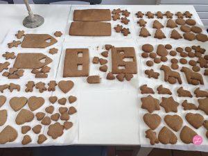biscuits maison pain d'épices