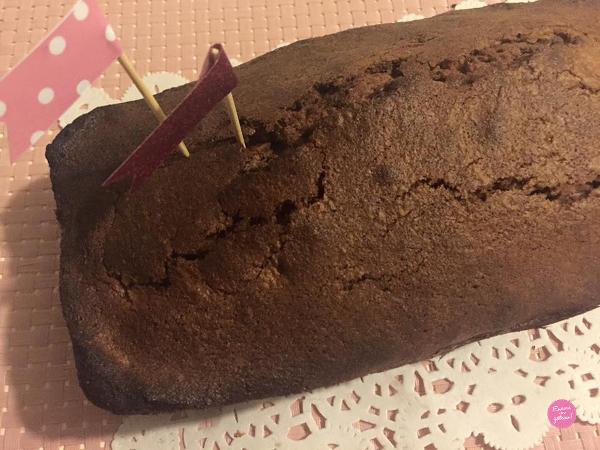 cake gianduja et noix de pécan