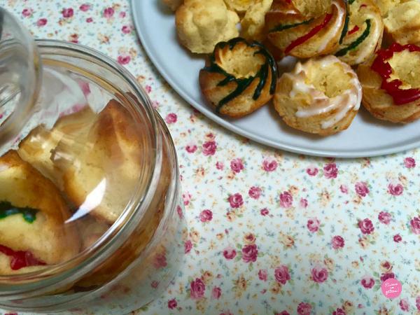 ciambelline al limone biscuits italiens