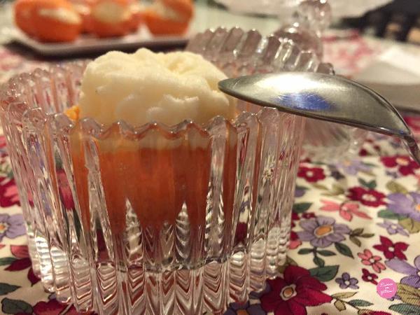 faire des clementines givrées