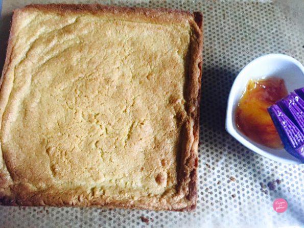 sablé breton tarte aux agrumes