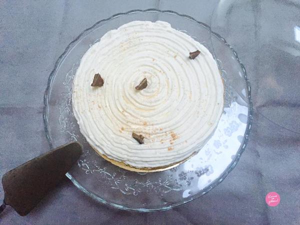 tarte à la crème benoît castel
