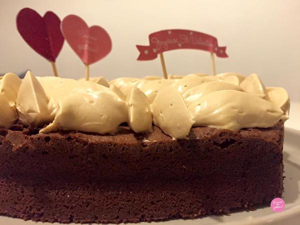joli coeur chocolat et dulcey
