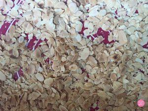 amandes nid de pâques