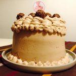 layer cake nutella ferrero
