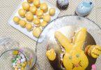 Macaron Lapin de Pâques