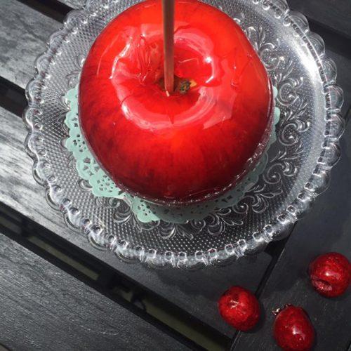 pommes d'amour maison