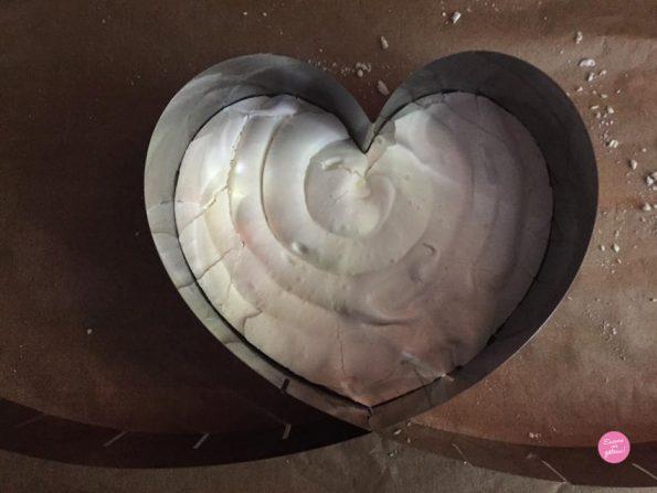 vacherin glacé meringue