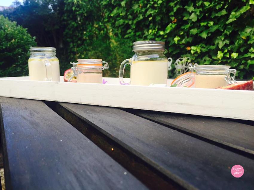 recette facile de panna cotta vanille passion