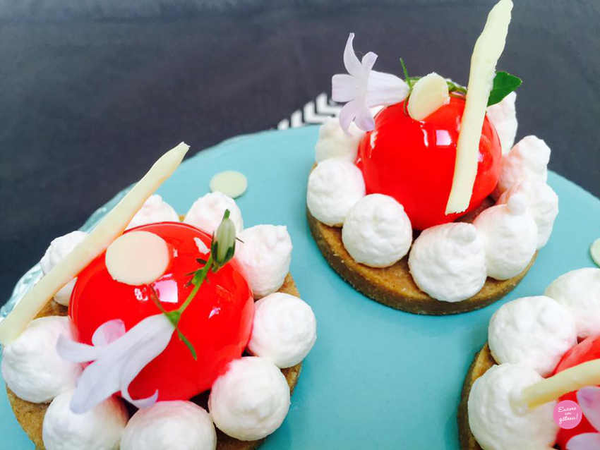 truffes de cheesecake