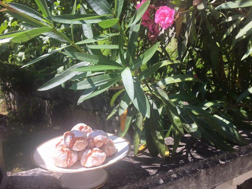 recette facile d'amaretti aux biscuits roses de reims