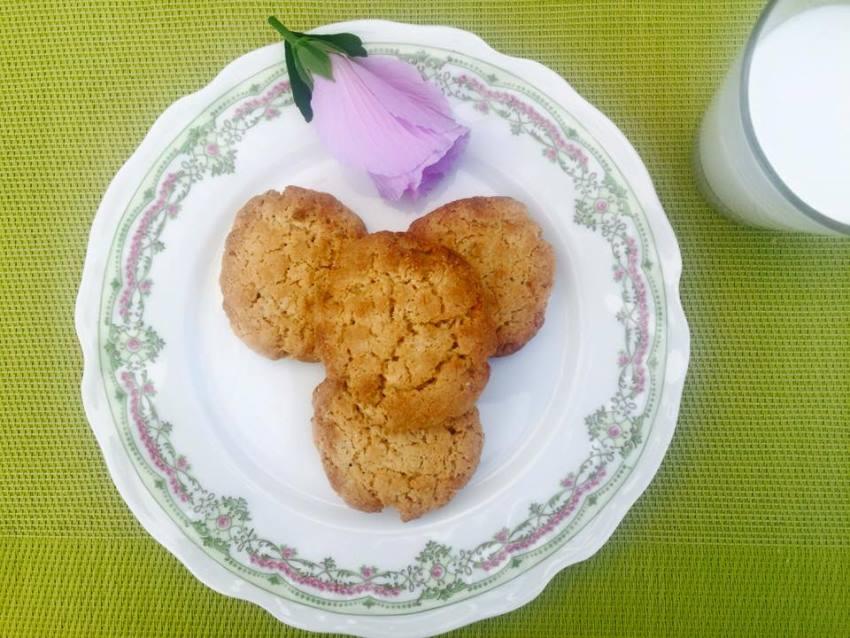 Cookies américains au beurre de cacahuètes