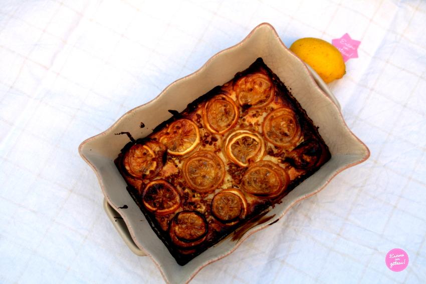 moelleux frangipane citron