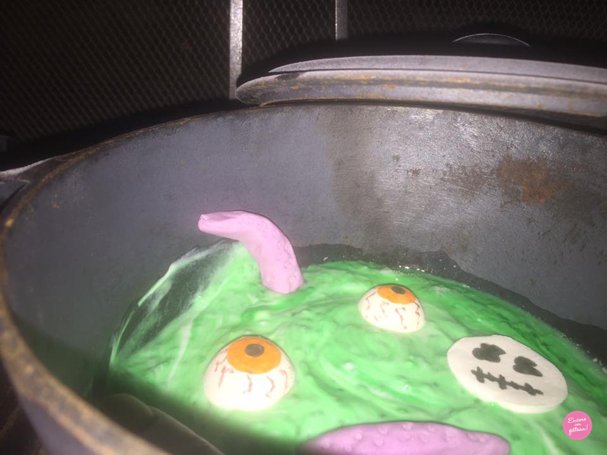 soupe degoutante