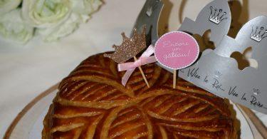 galette des rois frangipane cap pâtissier