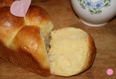 pâte à brioche - brioche nanterre