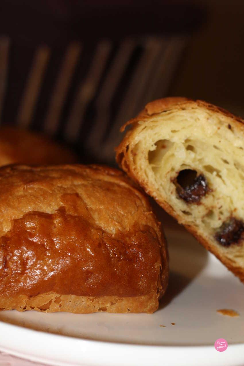 recette pains au chocolat
