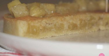 tarte ananas coco