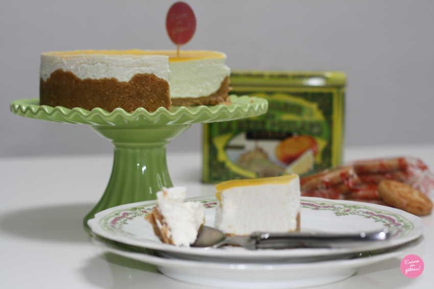 cheesecake citron passion
