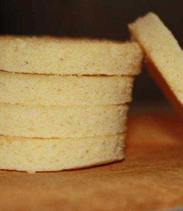 biscuit joconde
