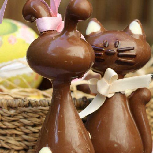 chocolats de pâques