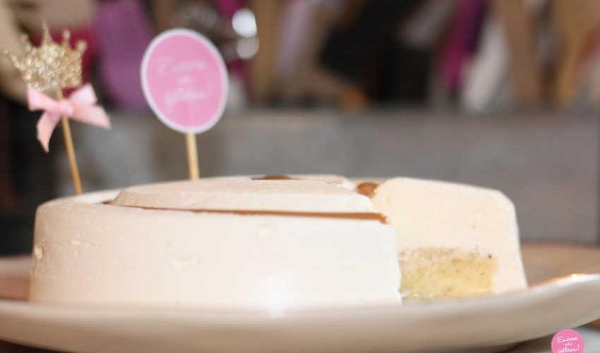 gâteaux aux trois laits