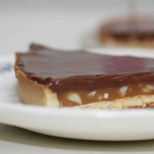 tarte snickers