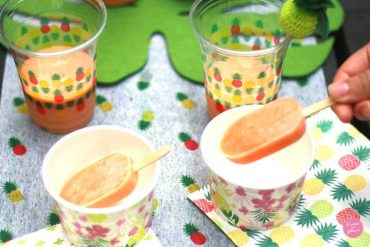 smoothie pastèque mangue
