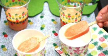 smoothie pastèque mangue