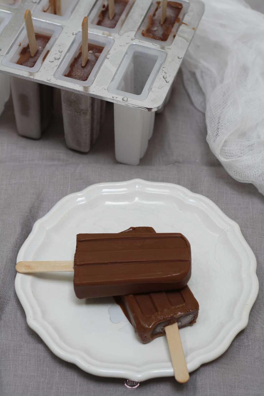 esquimaux au chocolat