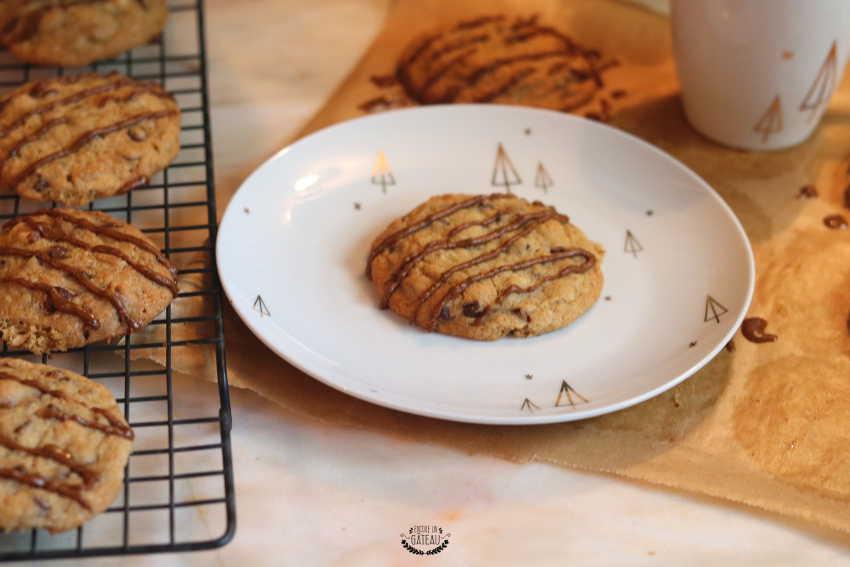 cookies praliné yann couvreur