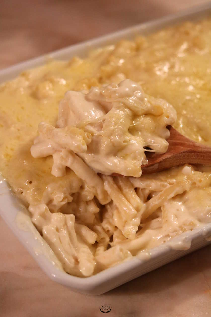 Gratin de macaronis de paul bocuse mac and cheese - Recettes rapides 10 a 15 minutes maxi ...