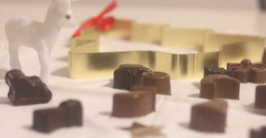 chocolats de noël
