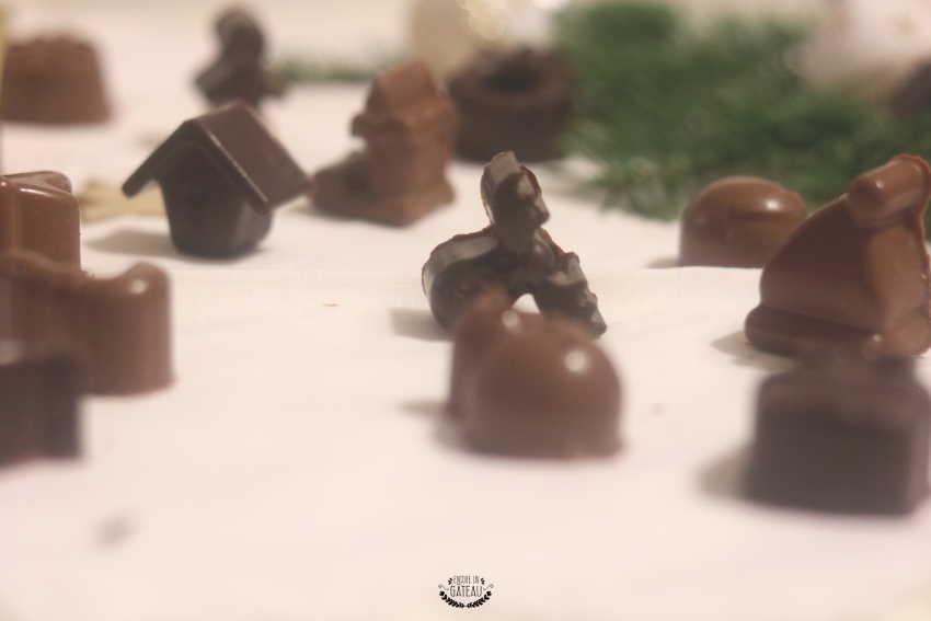 chocolats de noeël