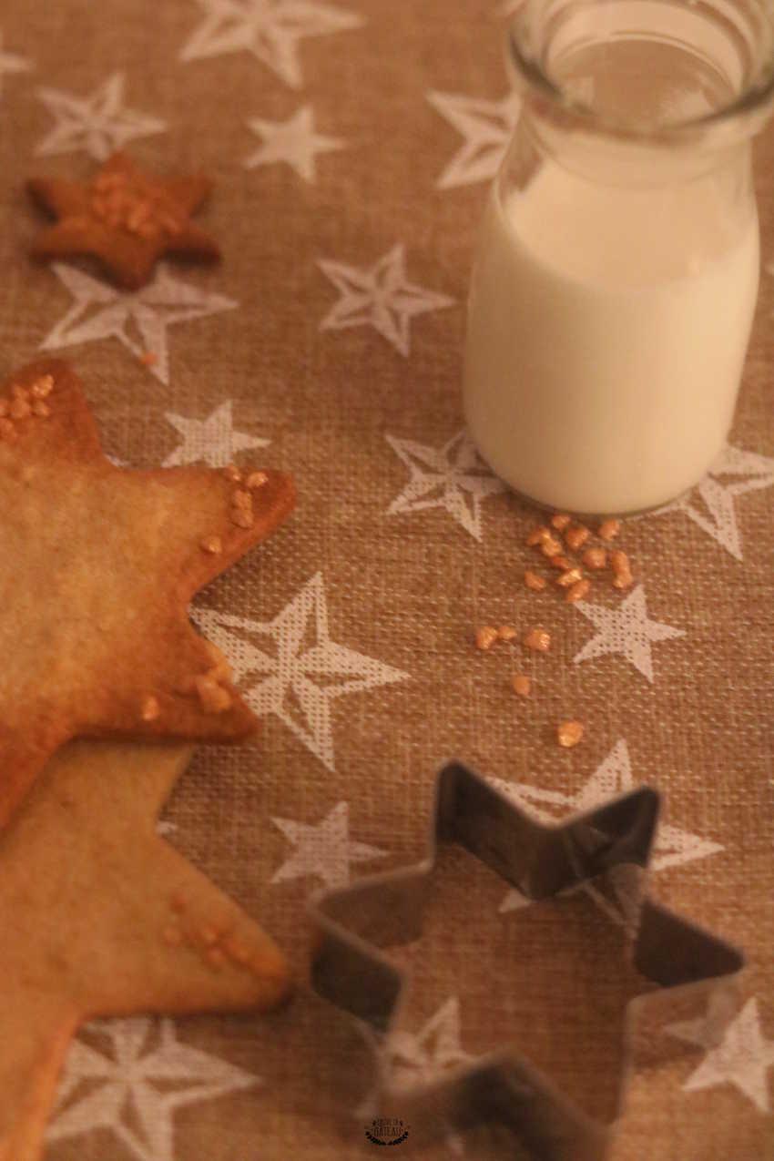 biscuits étoiles