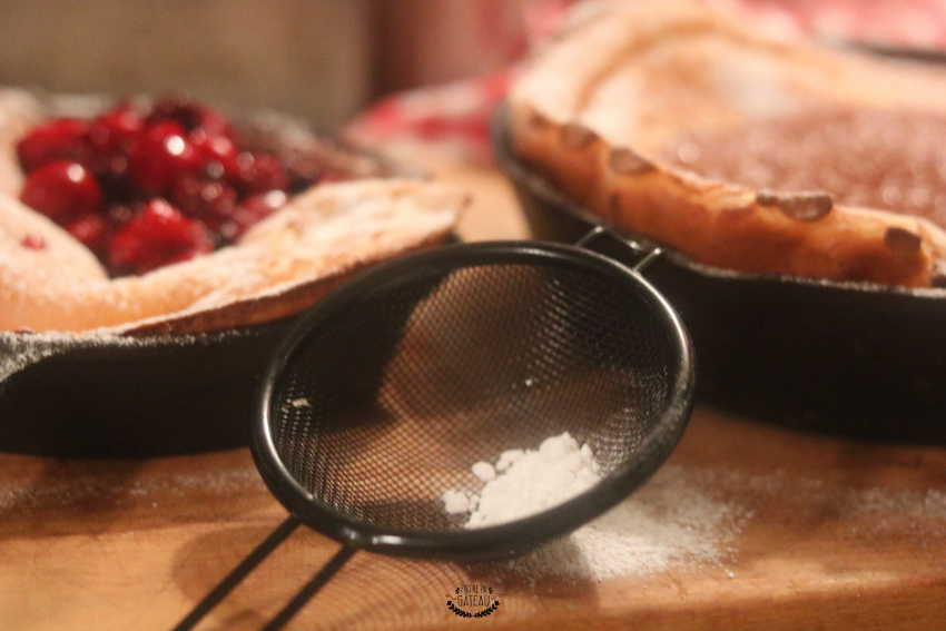dutch baby pancakes