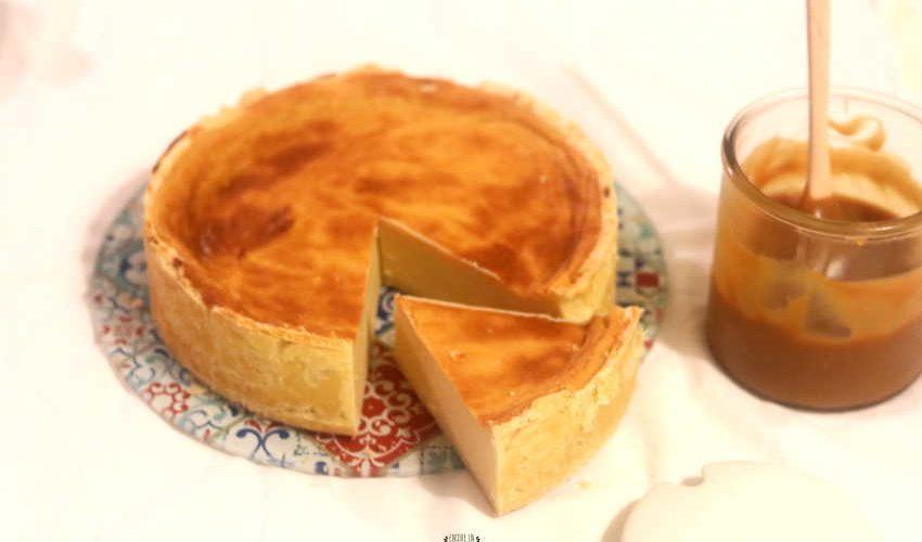 flan parisien caramel