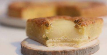 fiche technique tarte bourdaloue