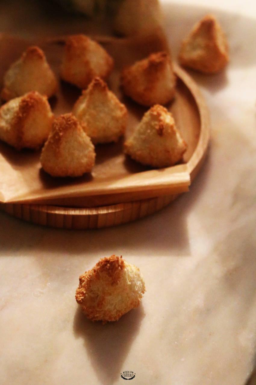 recette facile des rochers coco